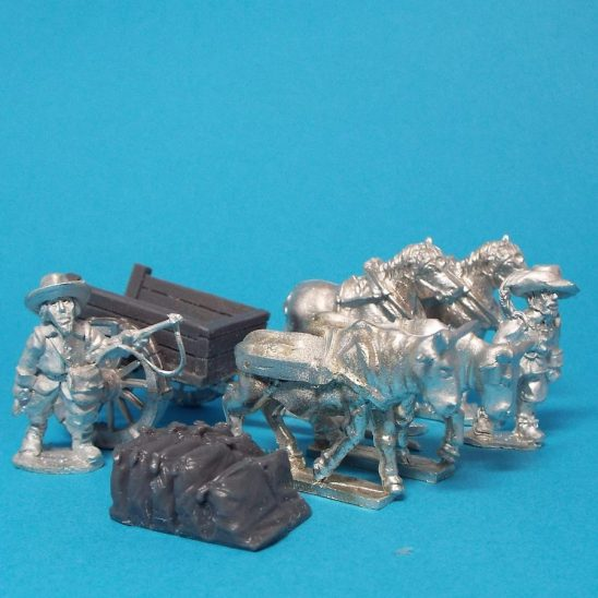 28mm thirty year cart with sacks