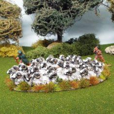 Civilians and Livestock (Ancients)