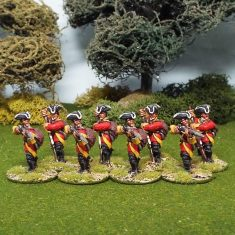 Seven Years War British Supplement Packs