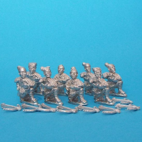 Warring states chinese crossbowmen