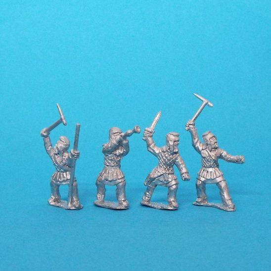 Achaemenid persian command