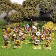 Early Saxon 1pt Packs