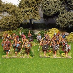 28mm pictish scotti saga warband