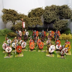 Romano British 1pt Packs