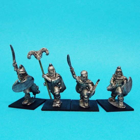 Thracian warrior command