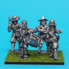 28mm english civil war command