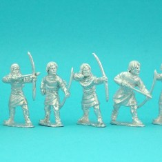 28mm medieval bidower archers