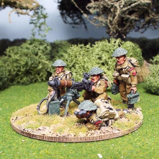 28mm ww2 british vickers machine gun