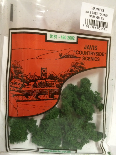 Javis Dark Green Tree Foliage