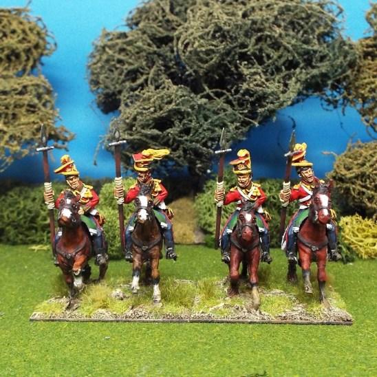 28mm Jalisco Lancers