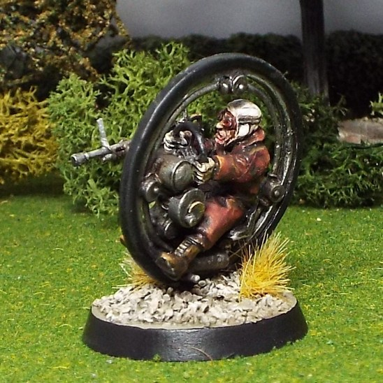 28mm mono cycle