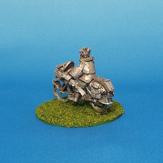 28mm Adventurer on Motor Cycle