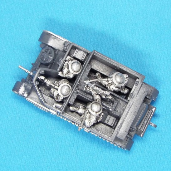 28mm 1/48 Universal carrier Bren Gun