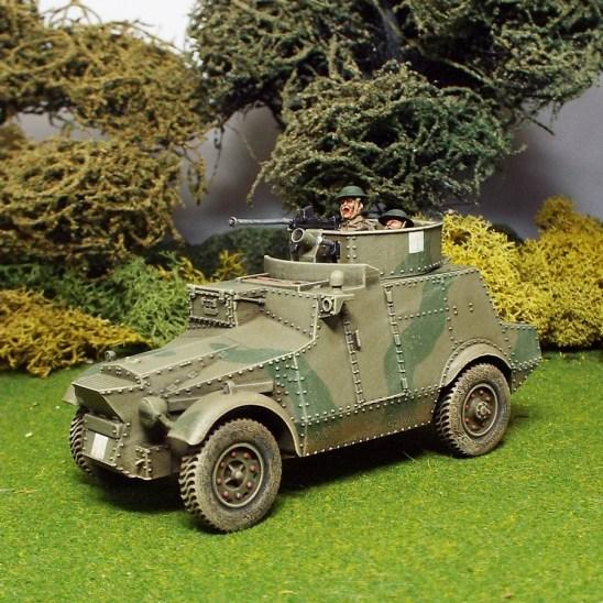1/48 Morris CS9 Armoured Car