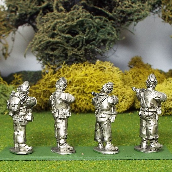 28mm home guard firing