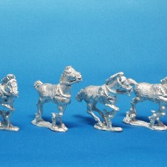 28mm Scythian/Sarmatian Cavalry horses