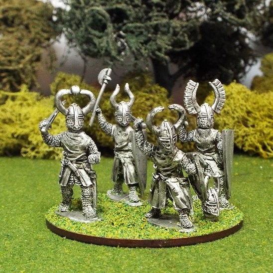 28mm teutonic dismounted foot knights