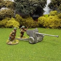 British 1/48 6ld Anti Tank Gun