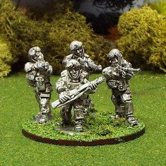 28mm Dismounted Home Front Team