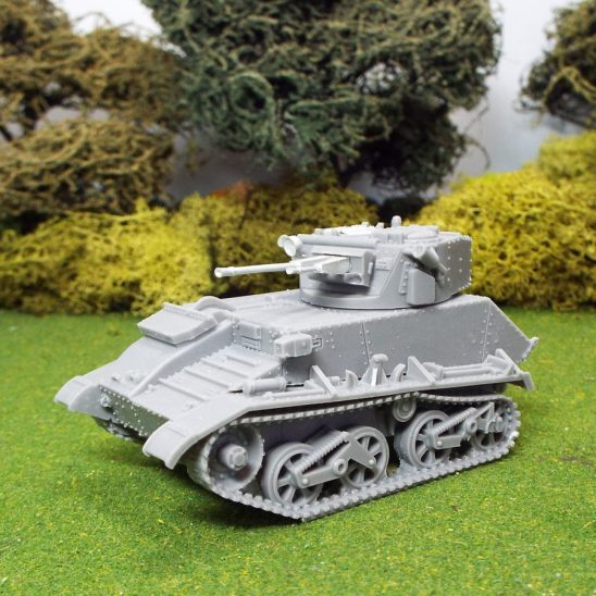 1/48 Vickers Light Tank MKVIC