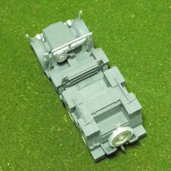 1/48 Kruppe Protz Artillery Tow KFZ69
