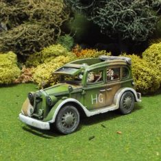 28mm ww2 british staff car