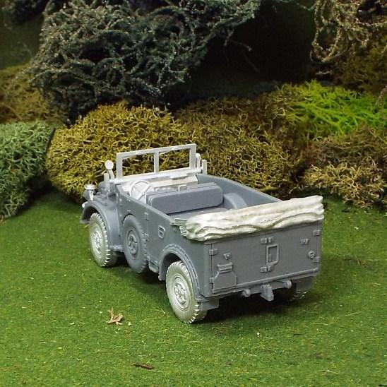 1/48 Horch Heavy Car