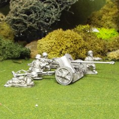 German 1/48 scale Pak38 50mm Anti Tank Gun