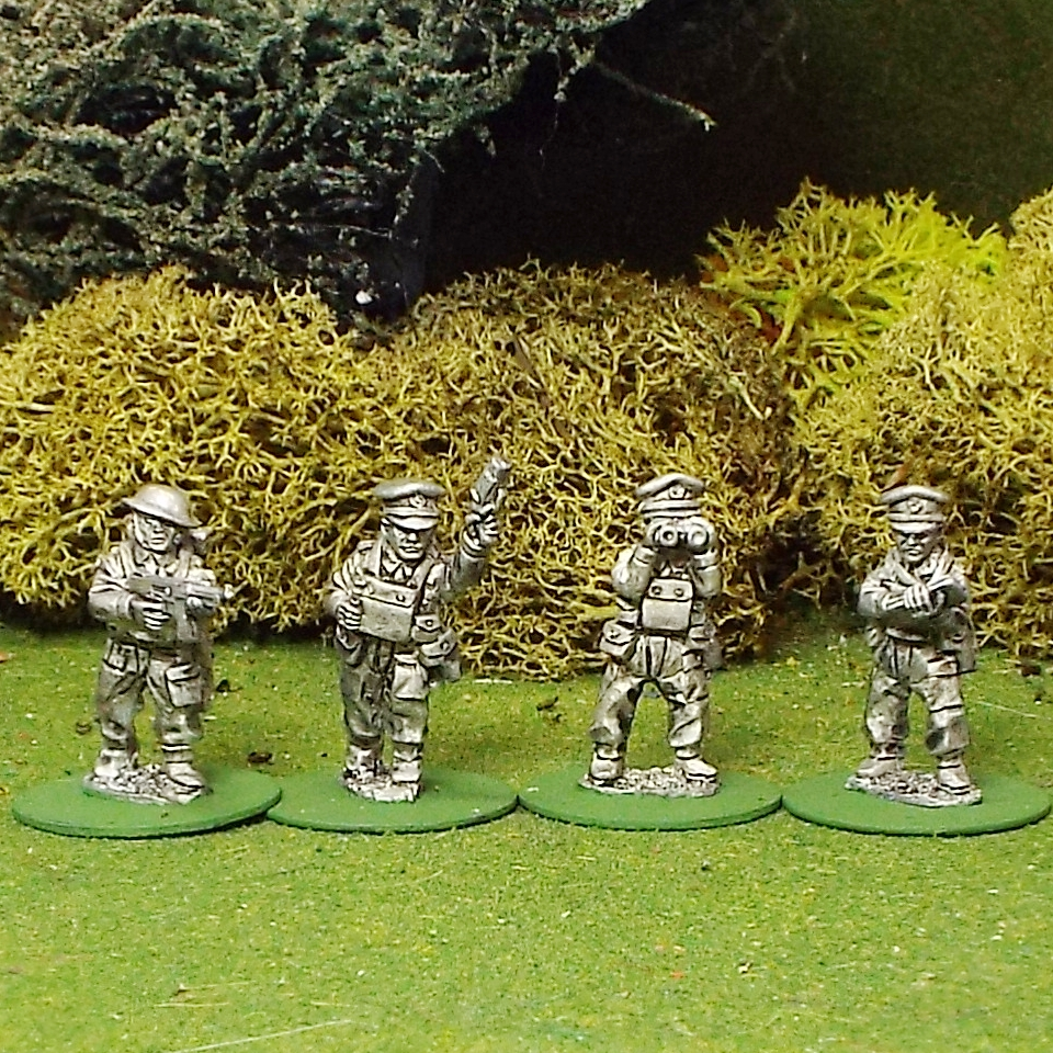 28mm BEF Company or Battalion Command.