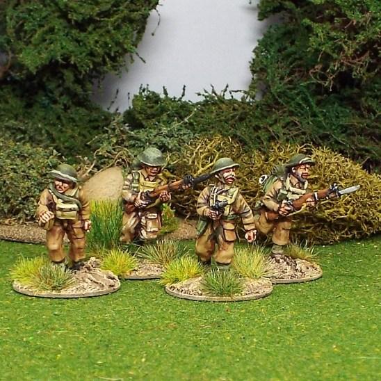 BEF Platoon or Company Command
