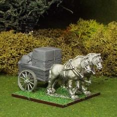 Civilian or Refugee Cart