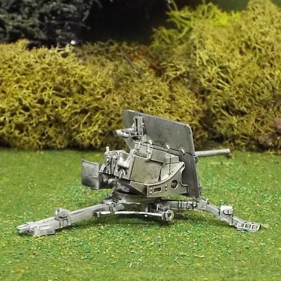 QF 2 pdr Anti Tank Gun