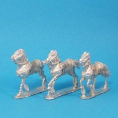 Medieval Galloping Horses
