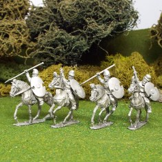 Median cavalry with spear