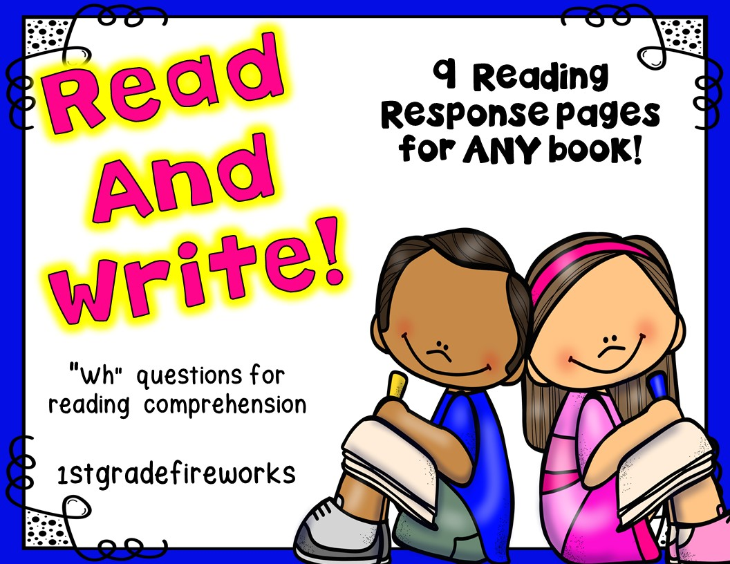 Read and Write Reading response pages