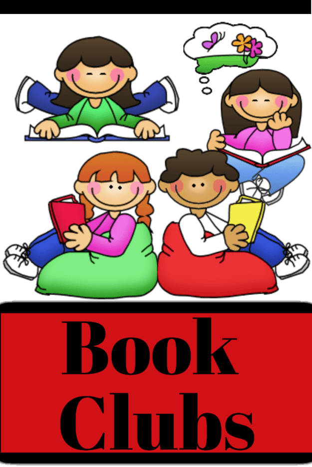Book Clubs for Book Study