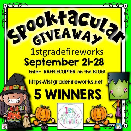 Spooktacular Giveaway