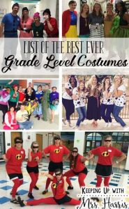 Teacher Costumes