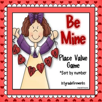 Be Mine - Place Value Game