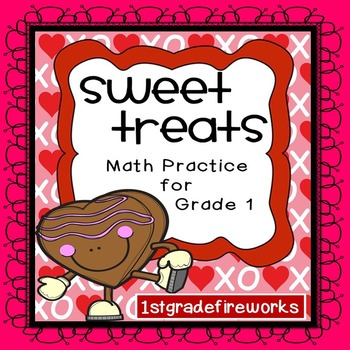 Sweet Treats Math facts for Grade 1