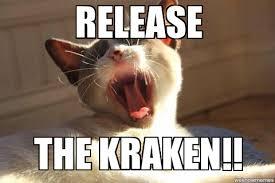 Release the Kracken