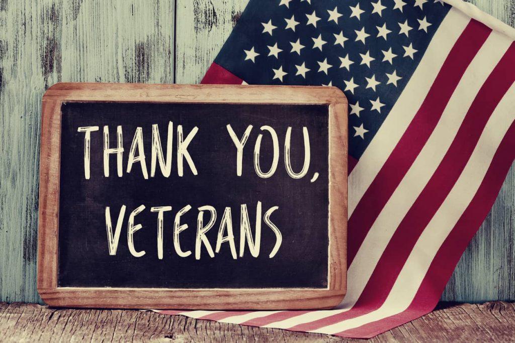 Veteran's Day 2019