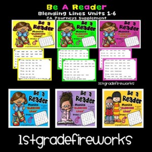 Blending Lines for Reading Fluency