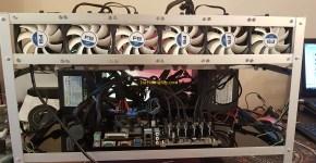 Nvidia Gigabyte GeForce GTX 1070 G1 Gaming Mining Rig 1