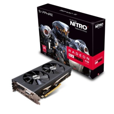 Sapphire NITRO+ AMD Radeon RX 470 8GB Review Hashrate, Power Consumption and More