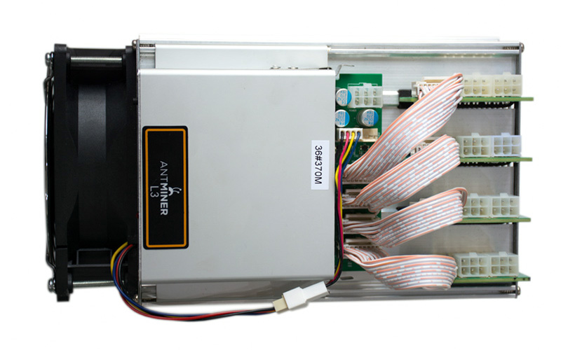 Are You Ready for the New AntMiner L3 Scrypt ASIC Miner
