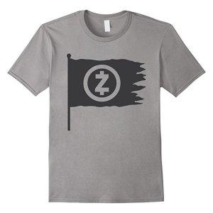 Zcash Pirate T-Shirt