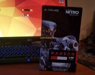 sapphire nitro+ OC rx 470 4gb samsung memory 1