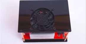 Baikal Quadruple Miner Asic 600 Mhs Cooler