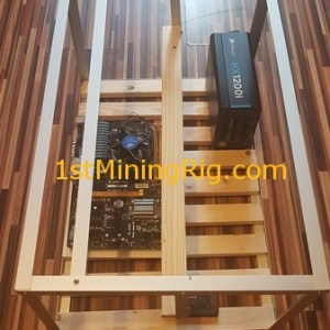 1stMiningRig Open Air Frame Case v3.0 6